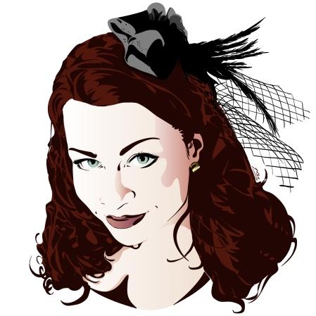 Erica Portrait